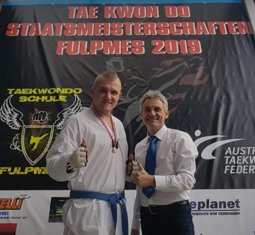 Österreichische Taekwondo Staatsmeisterschaften 2019 in Fulpmes