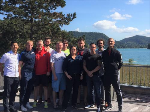 Trainerausbildung in Faak am See